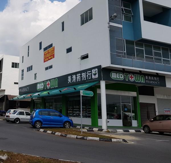 Medtown Pharmacy, Padawan