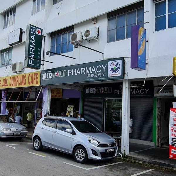 Medtown Pharmacy, Satok